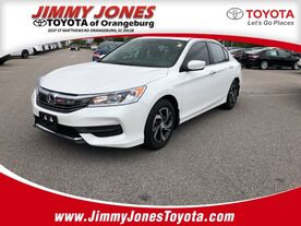 2017_Honda_Accord Sedan_LX CVT_ Orangeburg SC