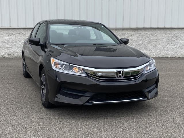 2017 Honda Accord Sedan LX CVT PZEV Muskegon MI