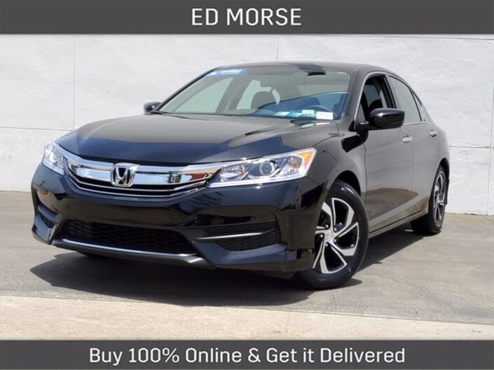 2017 Honda Accord Sedan LX CVT Riviera Beach FL