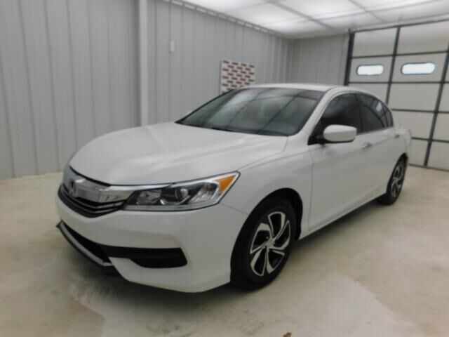 2017 Honda Accord Sedan LX CVT Manhattan KS