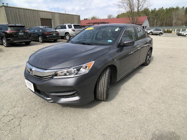 2017 Honda Accord Sedan LX Claremont NH