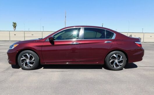 2017_Honda_Accord Sedan_LX_ El Paso TX