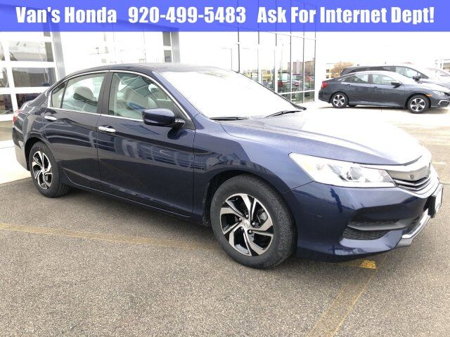 2017 Honda Accord Sedan LX Green Bay WI