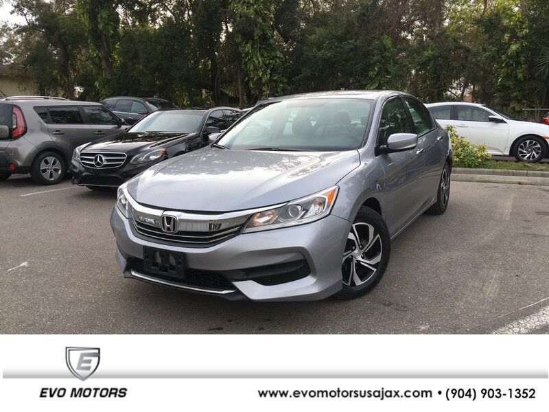 2017 Honda Accord Sedan LX Jacksonville FL