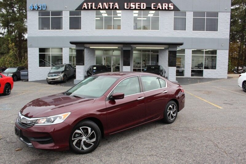 2017 Honda Accord Sedan LX Lilburn GA