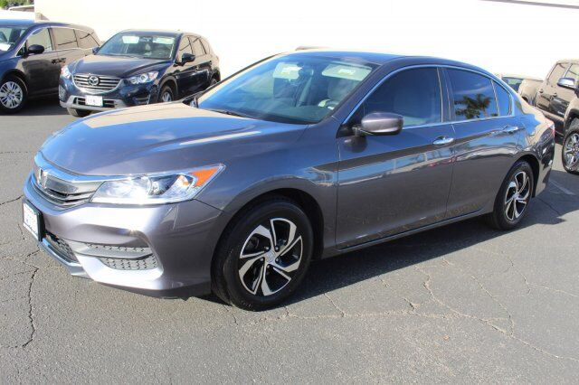 2017 Honda Accord Sedan LX Loma Linda CA