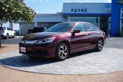 2017_Honda_Accord Sedan_LX_ Mission TX
