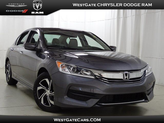 2017 Honda Accord Sedan LX Raleigh NC