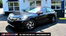 2017_Honda_Accord Sedan_LX_ Fredricksburg VA