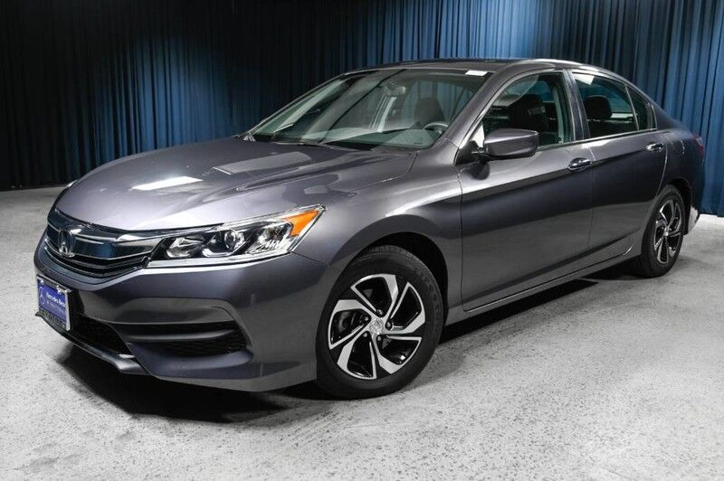 2017 Honda Accord Sedan LX Scottsdale AZ