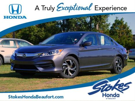 2017_Honda_Accord Sedan_LX_ Aiken SC