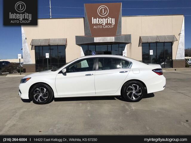 2017 Honda Accord Sedan LX Wichita KS