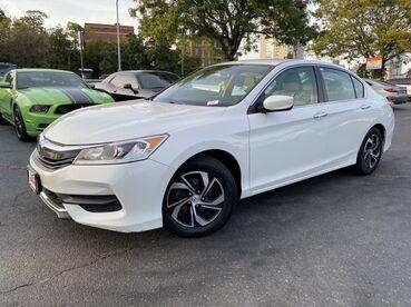 2017_Honda_Accord Sedan_LX_ Worcester MA