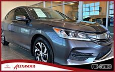 2017 Honda Accord Sedan LX Yuma AZ