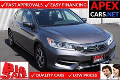 2017_Honda_Accord Sedan_LX_ Fremont CA