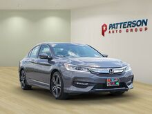 2017_Honda_Accord Sedan_SPORT ***CLEAN CARFAX***ONE OWNER***SPILOER***BACK UP CAMERA***_ Wichita Falls TX