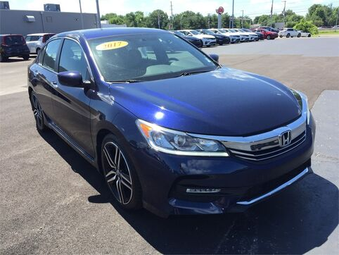 2017_Honda_Accord Sedan_SPORT_ Evansville IN