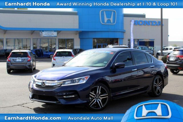 2017 Honda Accord Sedan Sport Avondale AZ