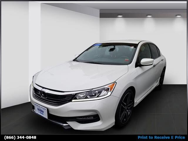 2017 Honda Accord Sedan Sport Brooklyn NY