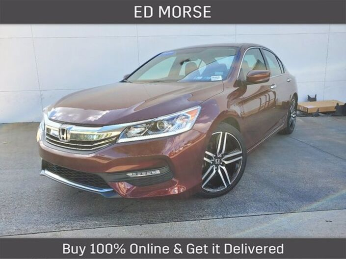 2017 Honda Accord Sedan Sport CVT Riviera Beach FL