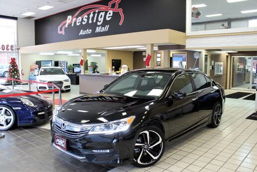 2017 Honda Accord Sedan Sport Cuyahoga Falls OH