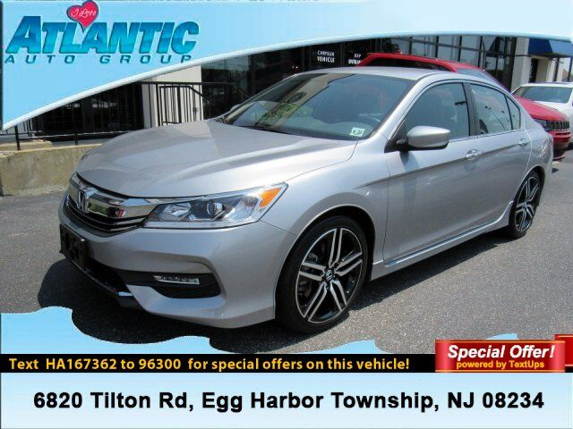 2017 Honda Accord Sedan Sport Egg Harbor Township NJ