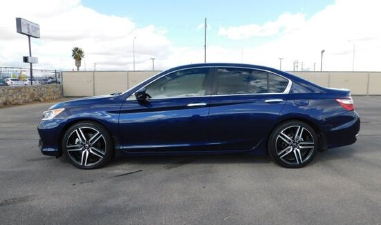 2017_Honda_Accord Sedan_Sport_ El Paso TX