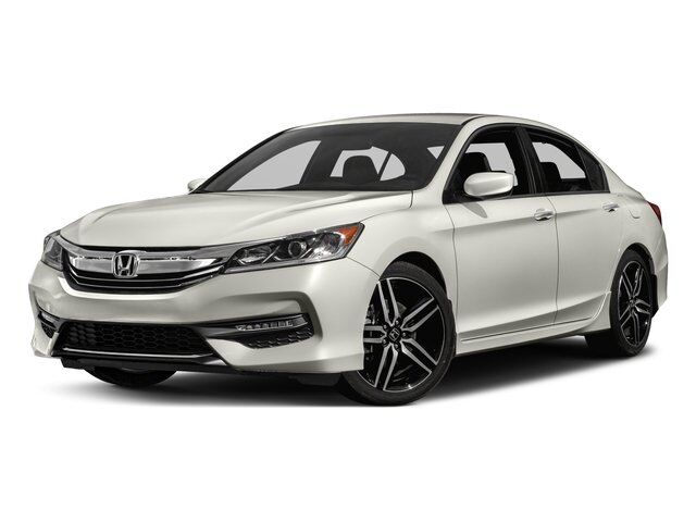 2017 Honda Accord Sedan Sport Fontana CA