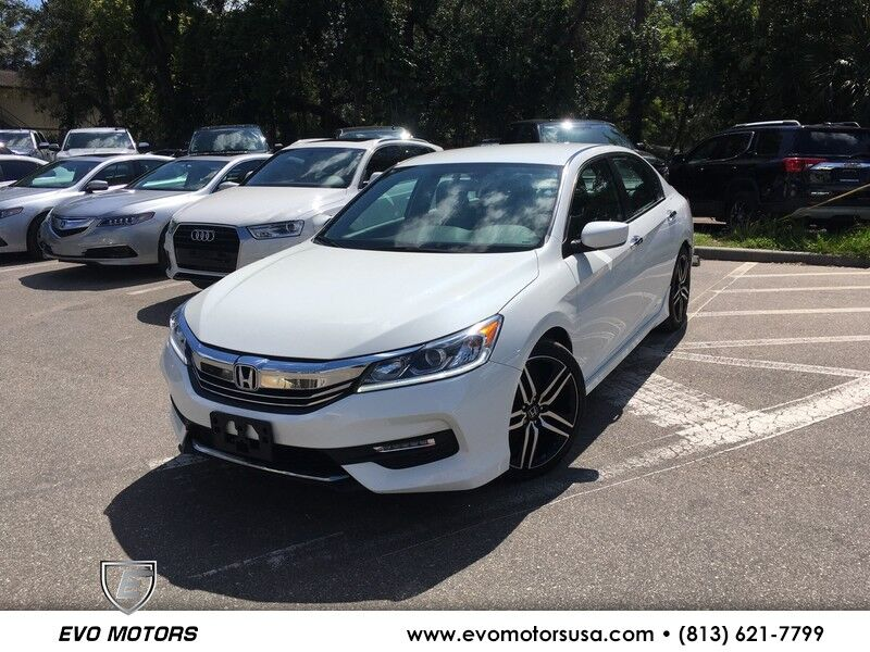 2017 Honda Accord Sedan Sport Jacksonville FL