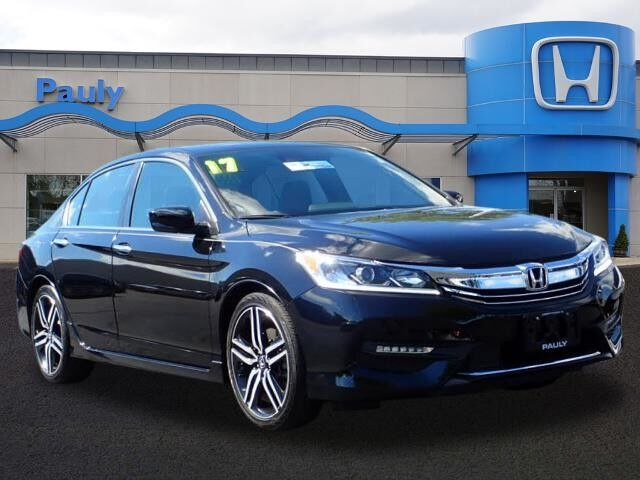 2017 Honda Accord Sedan Sport Libertyville IL