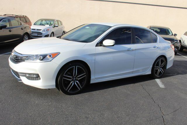 2017 Honda Accord Sedan Sport Loma Linda CA