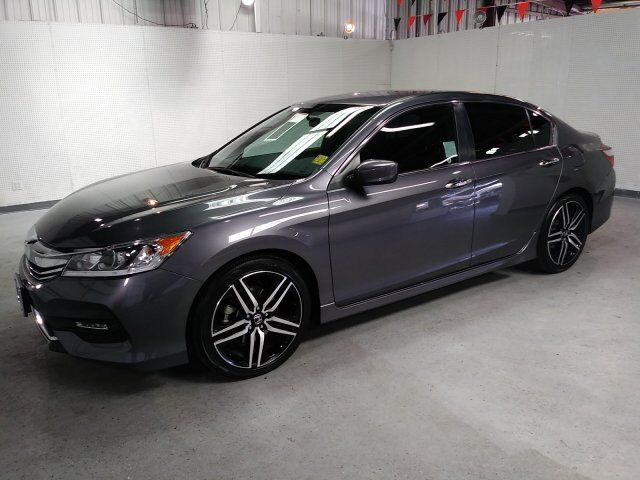 2017 Honda Accord Sedan Sport Oroville CA
