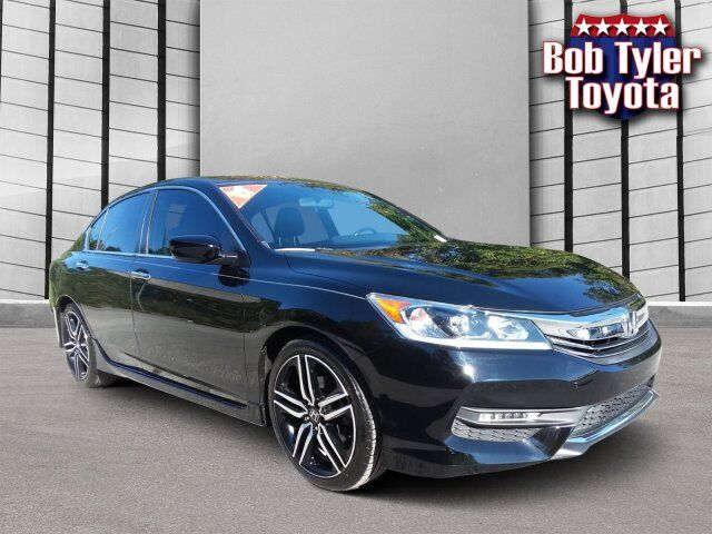 2017 Honda Accord Sedan Sport Pensacola FL