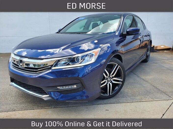 2017 Honda Accord Sedan Sport SE CVT Riviera Beach FL