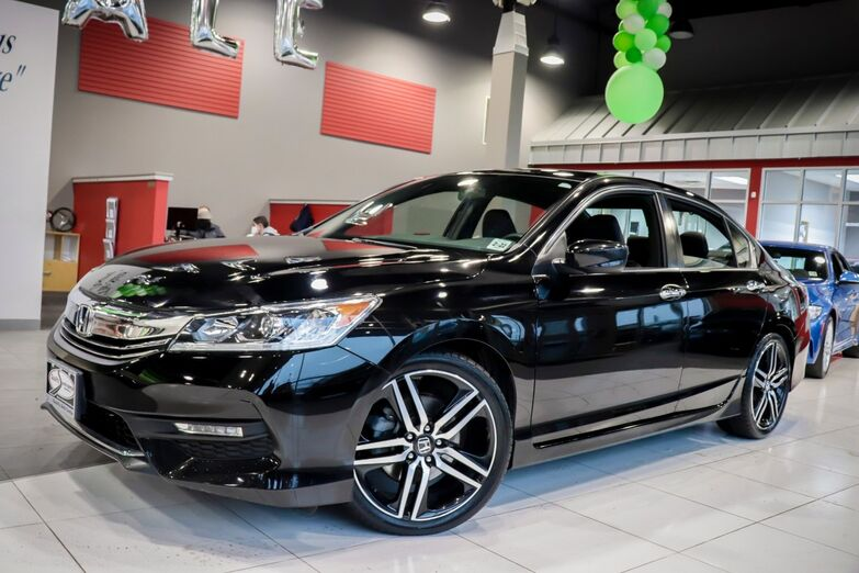 2017 Honda Accord Sedan Sport SE Leather Springfield NJ