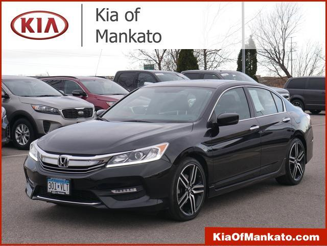 2017 Honda Accord Sedan Sport SE Mankato MN
