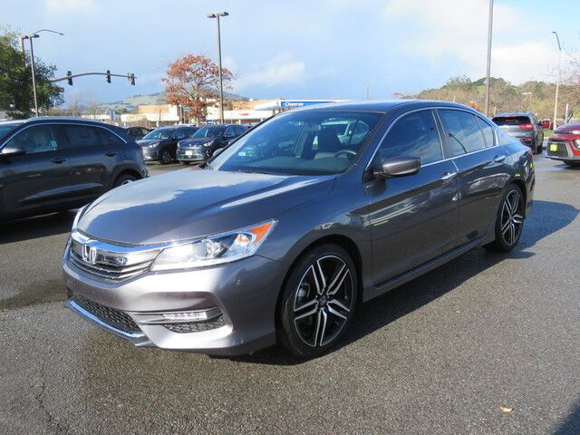 2017 Honda Accord Sedan Sport SE Novato CA