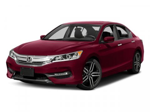 2017 Honda Accord Sedan Sport SE Oroville CA