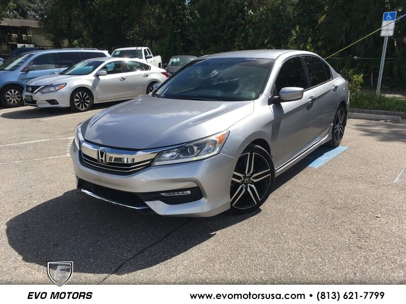 2017 Honda Accord Sedan Sport SE Seffner FL