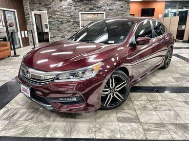 2017_Honda_Accord Sedan_Sport SE_ Worcester MA