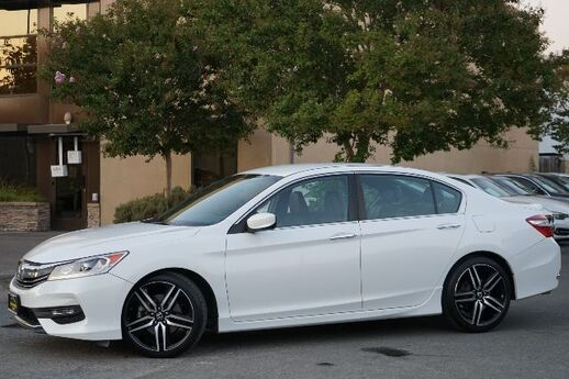 2017 Honda Accord Sedan Sport San Rafael CA