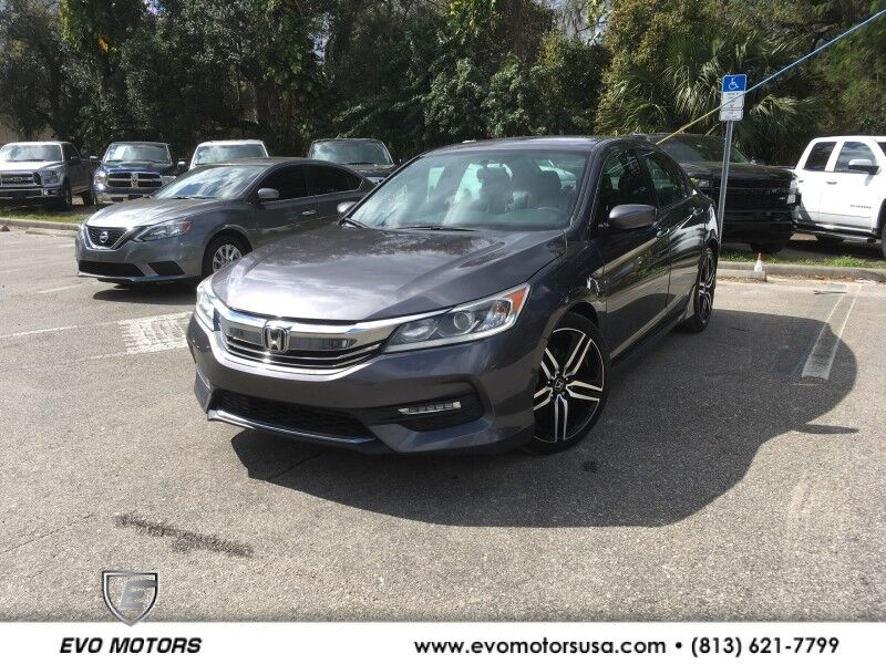 2017 Honda Accord Sedan Sport Seffner FL