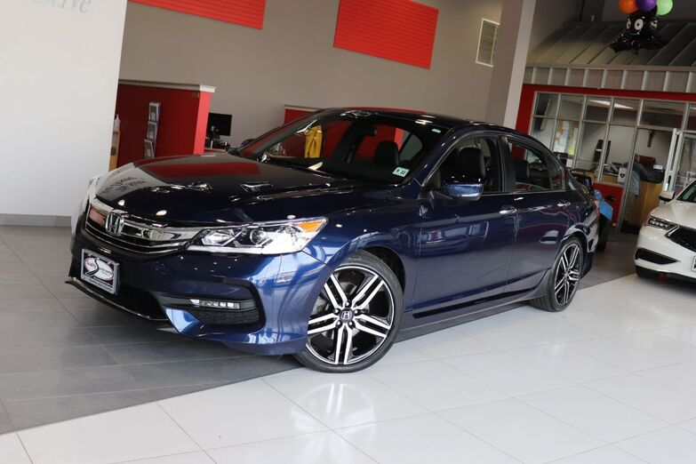 2017 Honda Accord Sedan Sport Springfield NJ