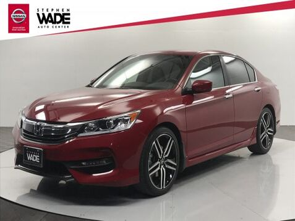 2017_Honda_Accord Sedan_Sport_ St George UT