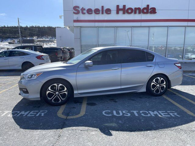 2017 Honda Accord Sedan Sport St. John's NL