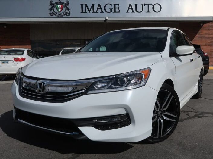 2017 Honda Accord Sedan Sport West Jordan UT