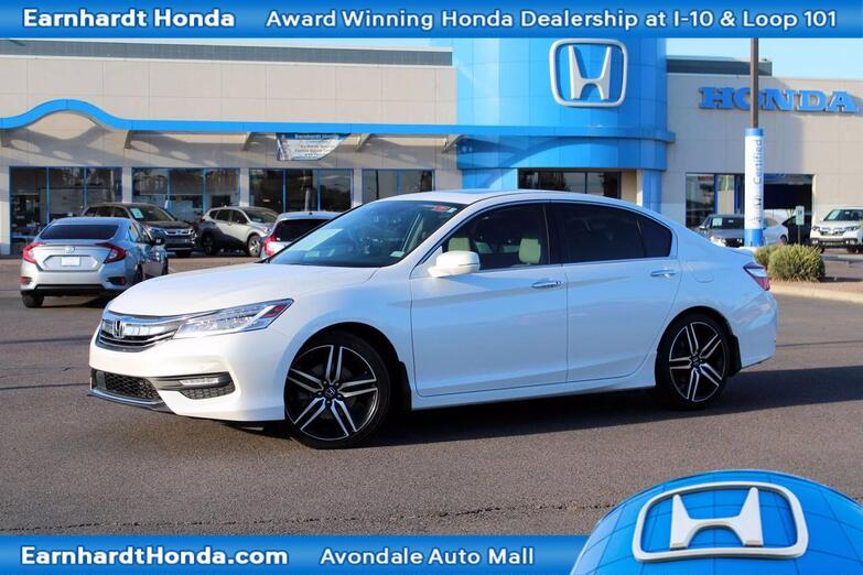 2017 Honda Accord Sedan Touring Avondale AZ