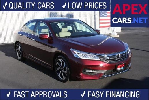 2017 Honda Accord Sedan Touring Fremont CA