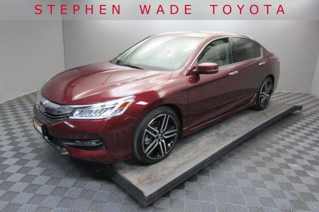 2017 Honda Accord Sedan Touring St George UT