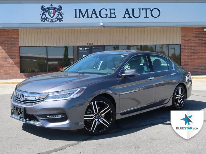 2017 Honda Accord Sedan Touring West Jordan UT